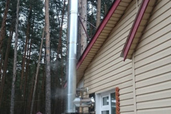 Установка дымоходов ижевск взрывной клапан дымоходов